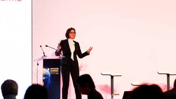 Meine Keynote beim Efma Innovation Summit in Paris