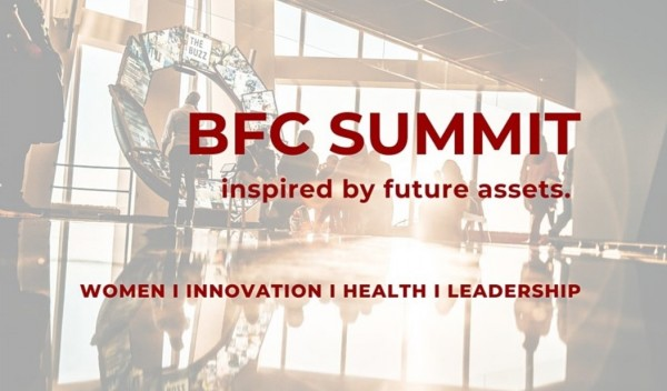 BFC SUMMIT inspired by future assets: 13. bis 15. Mai 2020