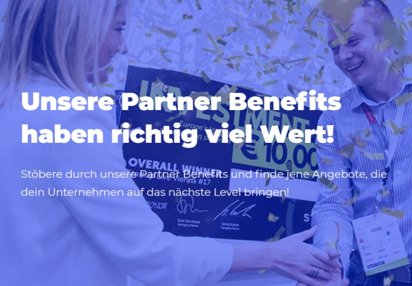 Benefit Partner bei zero21