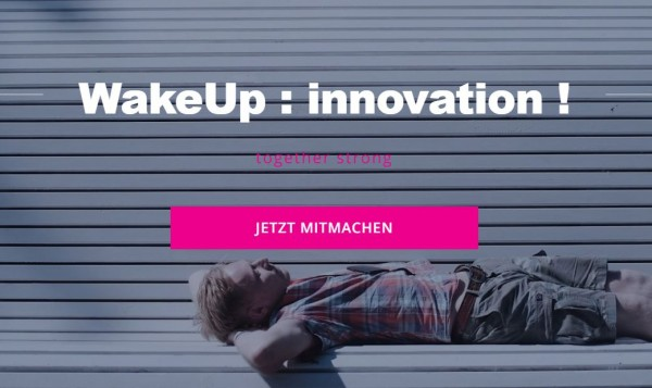 WakeUp:innovation!